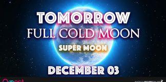 Full Moon in Gemini - December 3
