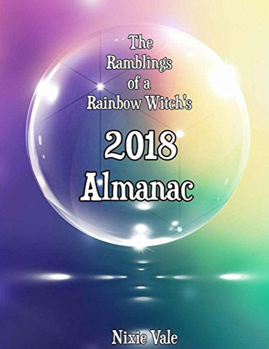 Rainbow Witch's Almanac for 2018