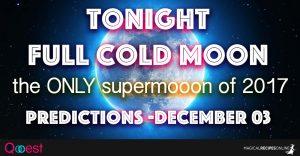 Full Moon in Gemini – Zodiac Predictions