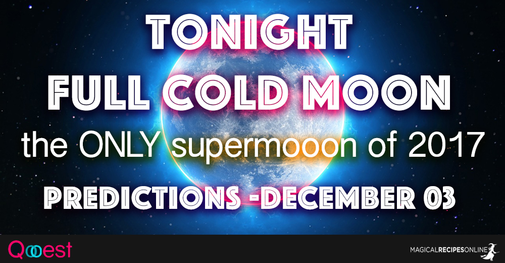 Full Moon in Gemini - Zodiac Predictions