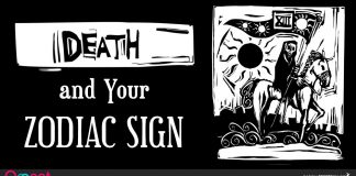 Death and the Zodiac Signs