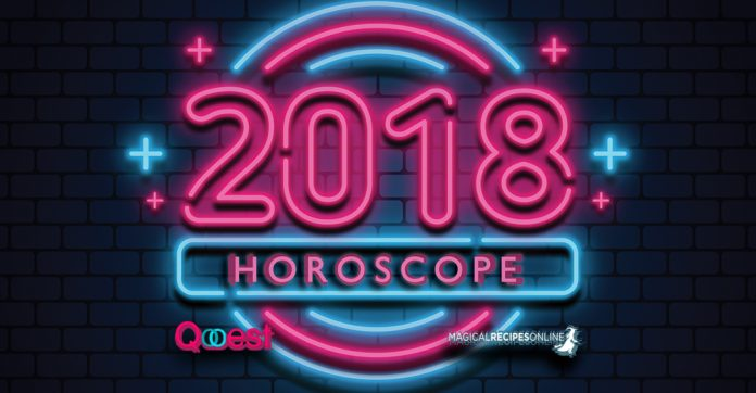 Horoscope of 2018