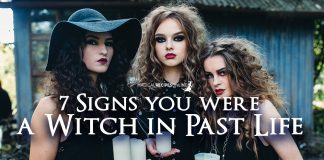 7 Signs You've Been A Witch in Past Life