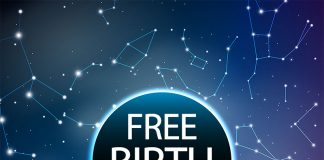Free astrological birth chart