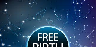 Free astrological birth chart