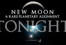 Predictions: Rare New Moon in Capricorn. January 17 - Planetary Alignment