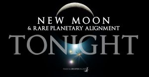 Predictions: Rare New Moon in Capricorn. January 17 – Planetary Alignment
