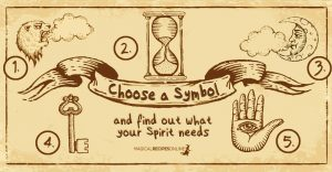 Choose an Alchemical Symbol – See what Your Soul Needs