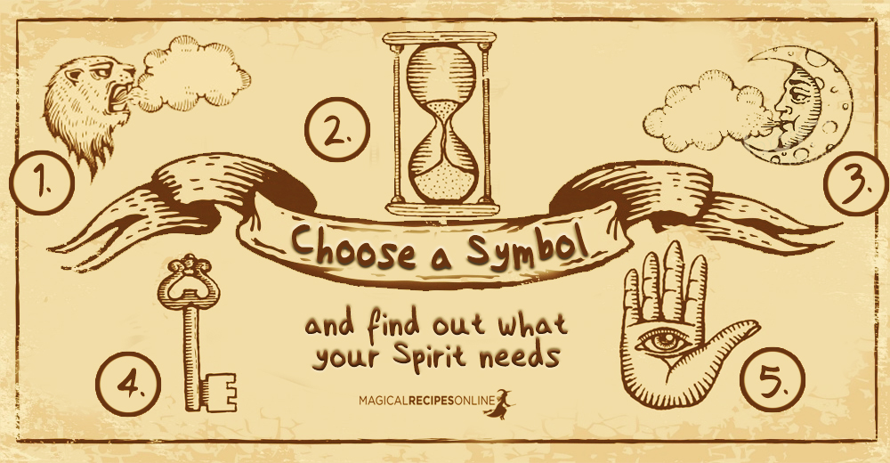 Choose an Alchemical Symbol - See what Your Soul Needs