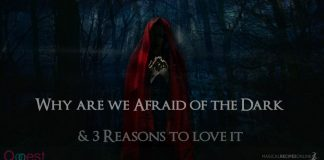 Why are we Afraid of the Dark & 3 Reasons to Love it!