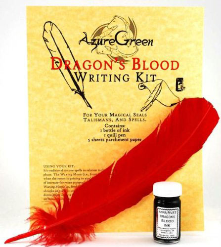 Get Dragon's Blood Ink
