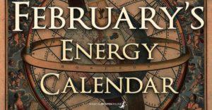 February Energy Calendar