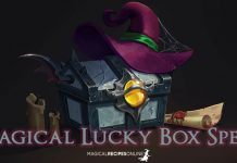 Magical Lucky Box Spell