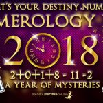 Numerology for 2018: a Year of Mysteries