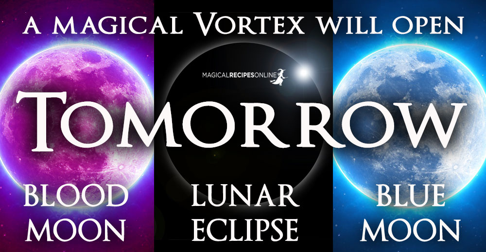 January 31 Lunar Eclipse Map.Full Moon And Lunar Eclipse In Leo January 31 Magical Recipes Online