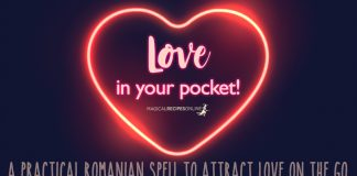 Love In Your Pocket - Practical Spell