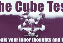 "The ""cube test"" reveals your inner thoughts and fears!"