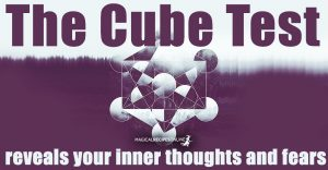 """The """"cube test"""" reveals your inner thoughts and fears!"""