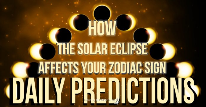Predictions: New Moon and Solar Eclipse in Aquarius