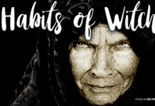 7 Daily Habits of Witches - One for Each Day