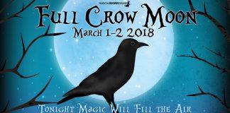 Predictions: Full Moon in Virgo on March 1-2 Full Crow Moon