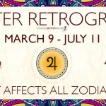 Jupiter in Scorpio turns Retrograde - Friday, 9 March 2018