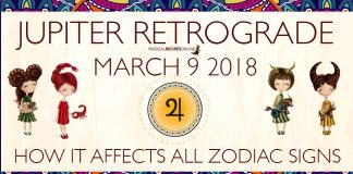 Jupiter in Scorpio turns Retrograde - What does the Retrograde Jupiter means for each zodiac?