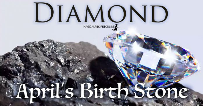 Diamond, the April Birthstone