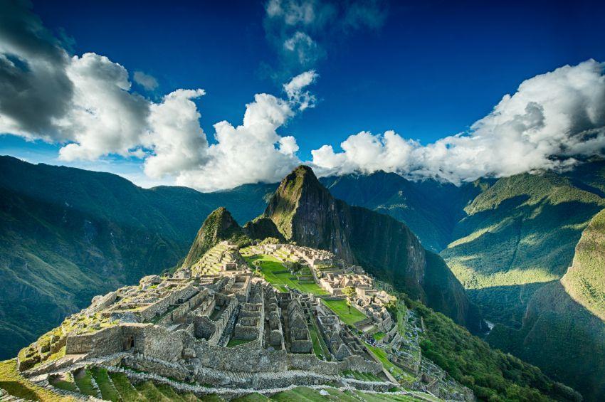 9. Machu Picchu, Peru