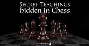 Secret Teachings hidden in Chess