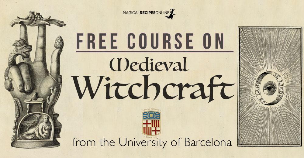 Free Online Witchcraft School