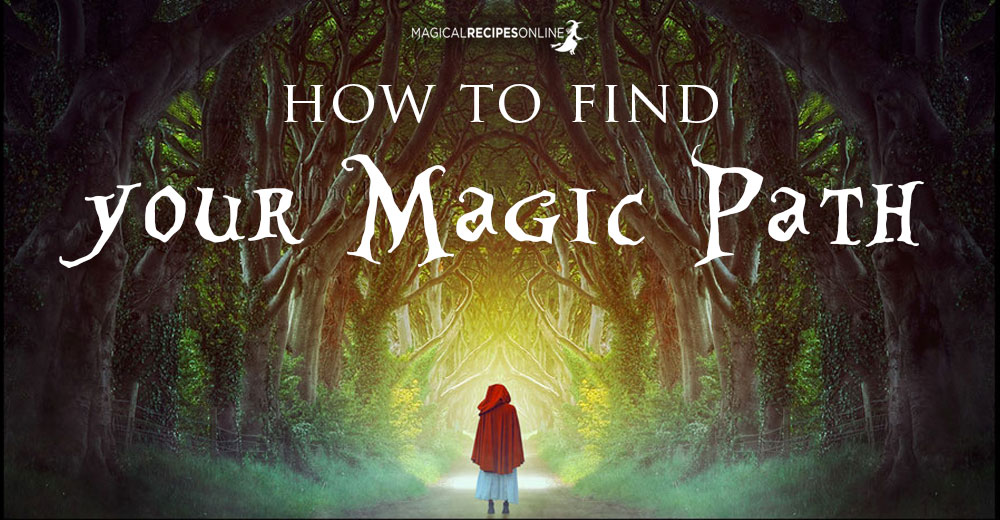Stairway to Heaven - How to Find Your Magic Path