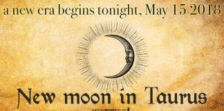 Predictions: New Moon in Taurus – May 15
