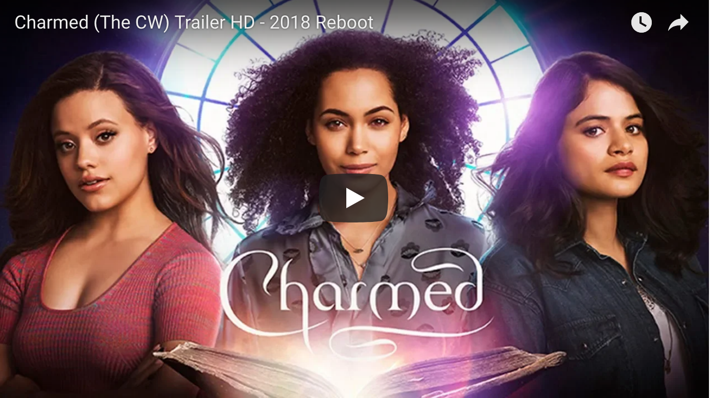 'Charmed' Reboot - Halliwells Are Coming Back