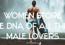 Women can store the DNA of all their male lovers