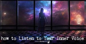 How To Listen to Your Inner Voice