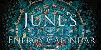 June's Energy Calendar