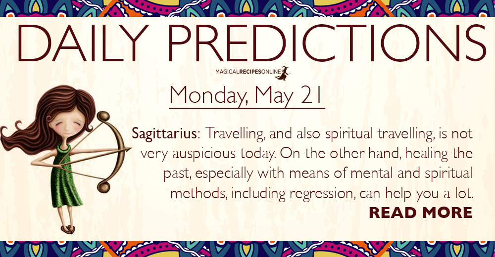 880ad625f31db7 Daily Predictions for Monday