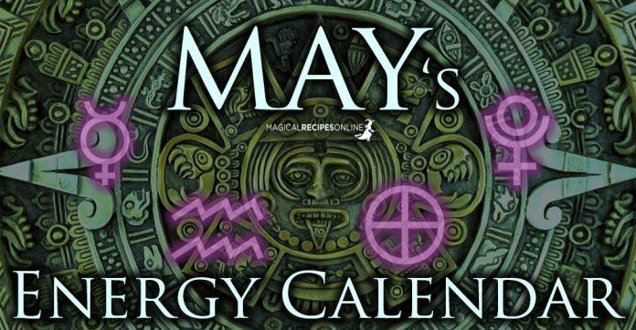 May's Energy Calendar