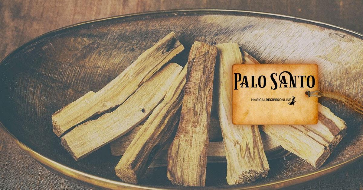 buy palo santo sticks