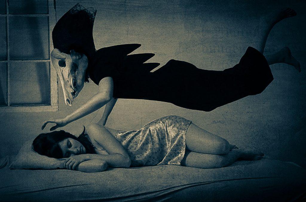 sleep paralysis demon mora mara