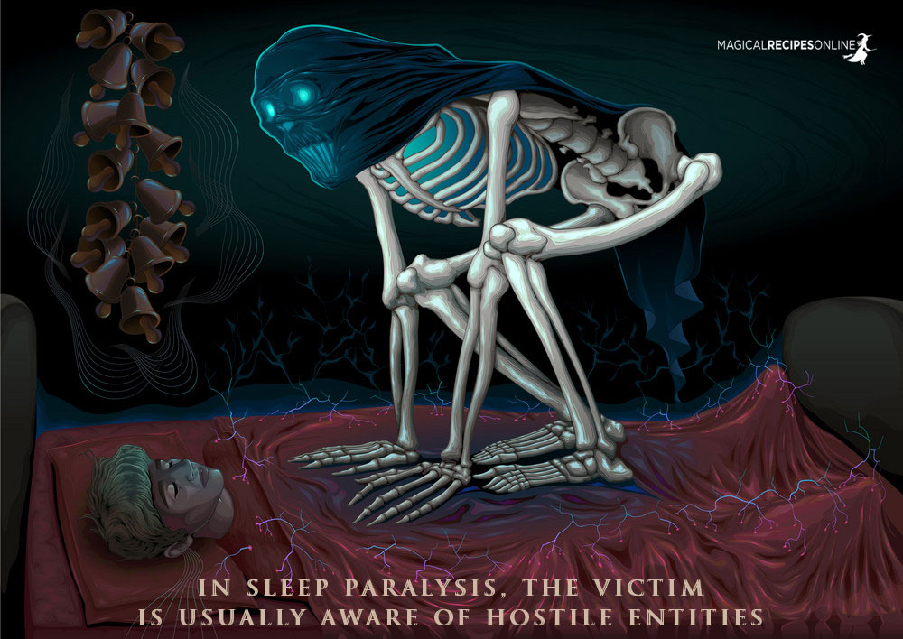 Sleep Paralysis  Legends, Dangers and Magic - Magical