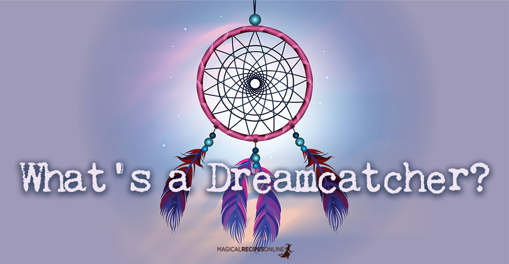 Dream Catcher Purpose Impressive What Is A Dreamcatcher And How Does It Work Magical Recipes Online