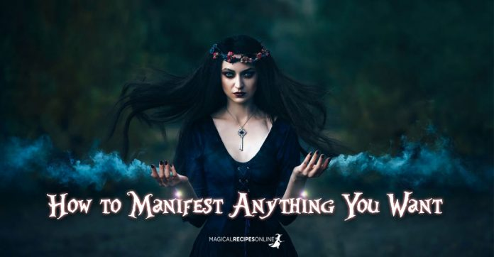 How to Manifest Anything You Want in the Material Plane (7 Keys)