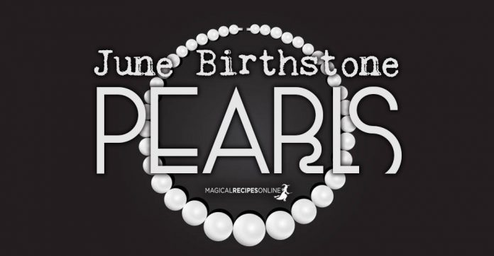 Pearls; The June Birthstone