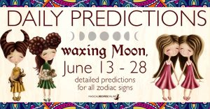Predictions: New Moon in Gemini – June 13