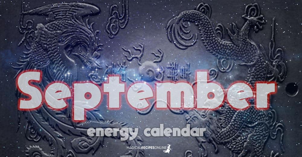 September Energy Calendar
