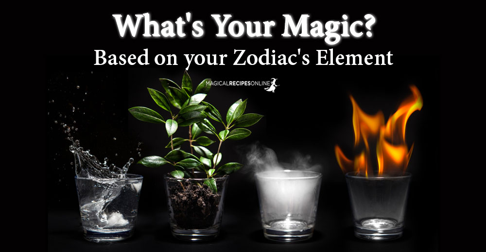 What's Your Magic? ✨ Based on your Zodiac's Element