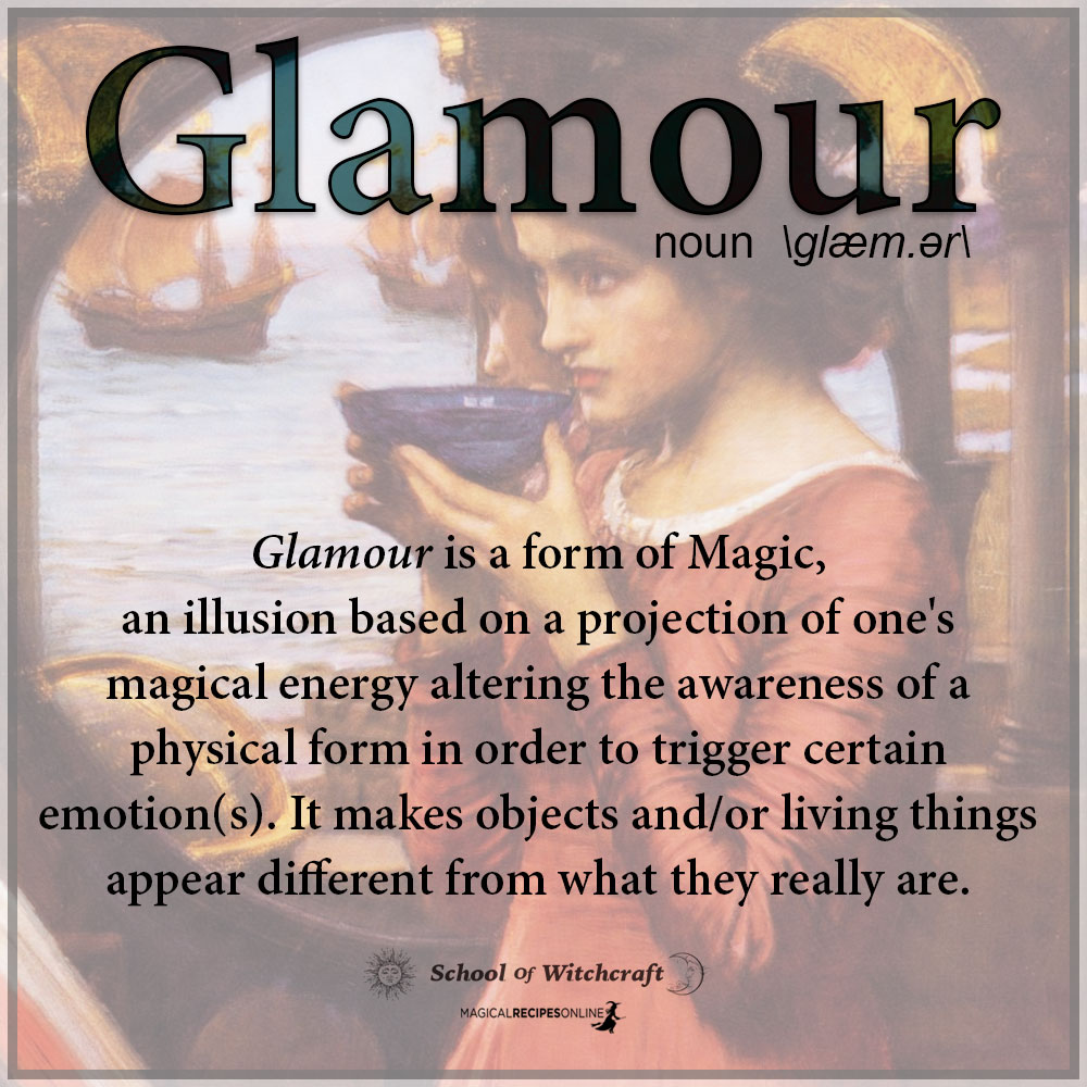 what is glamour definition