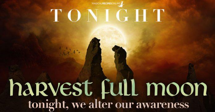Harvest Full Moon in Aries - September 24/25